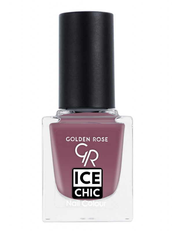 Golden Rose - ICE CHIC Nail Colour - Lakier do paznokci - 18