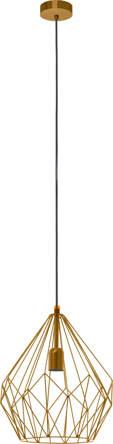 Eglo lampa wisząca Carlton 49934 - SUPER OFERTA - RABAT w koszyku