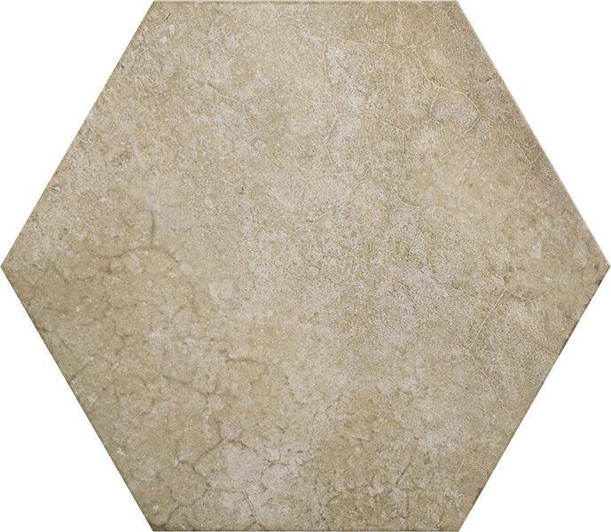 Heritage Wheat 17,5x20 płytki heksagonalne