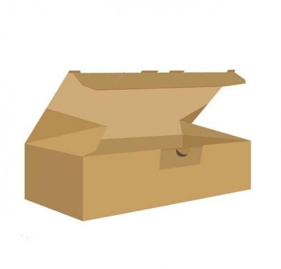 Karton fasonowy 270 x 140 x 70 385g/m2 fala E