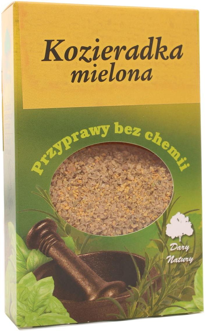 Kozieradka mielona - Dary Natury - 60g