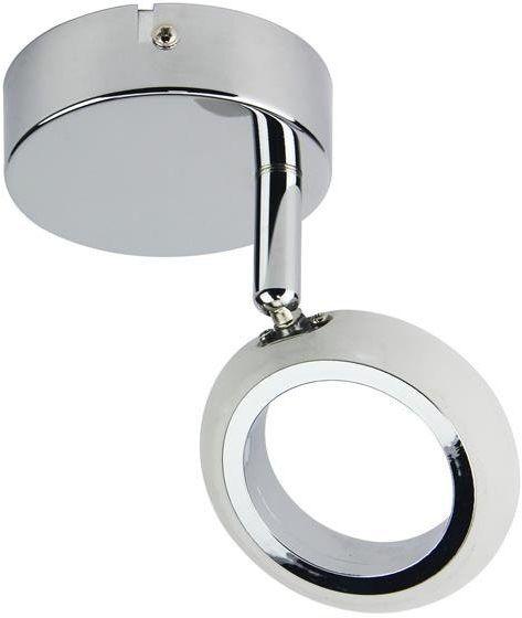 AURELION LAMPA KINKIET 1X4W LED CHROM 3000K