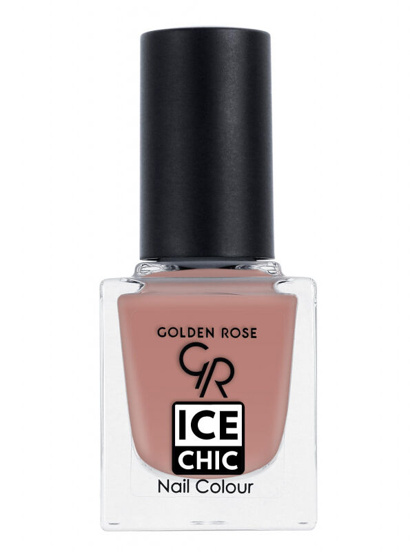 Golden Rose - ICE CHIC Nail Colour - Lakier do paznokci - 19
