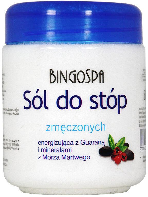 BINGOSPA - Sól do stóp zmęczonych - 550g