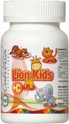 Lion Kids C 90 tabletek Calivita - Witamina C dla dzieci