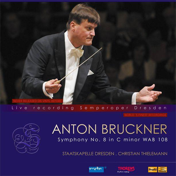 Anton Bruckner (1824-1896) Symfonia nr 8  SALONY FIRMOWE W 12 MIASTACH  25 LAT NA RYNKU  ODBIÓR OSOBISTY