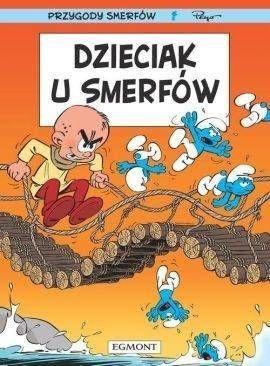 Dzieciak u Smerfów. Smerfy Komiks - Peyo