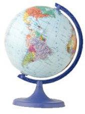 Globus polityczny 16 cm ZACHEM 0119