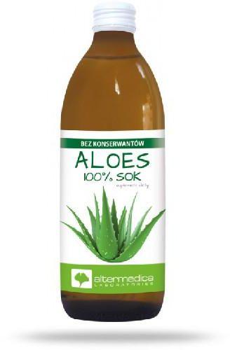 Alter Medica Aloes sok 500 ml