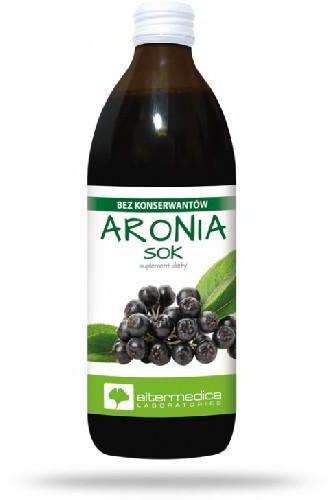 Alter Medica Aronia sok 500 ml