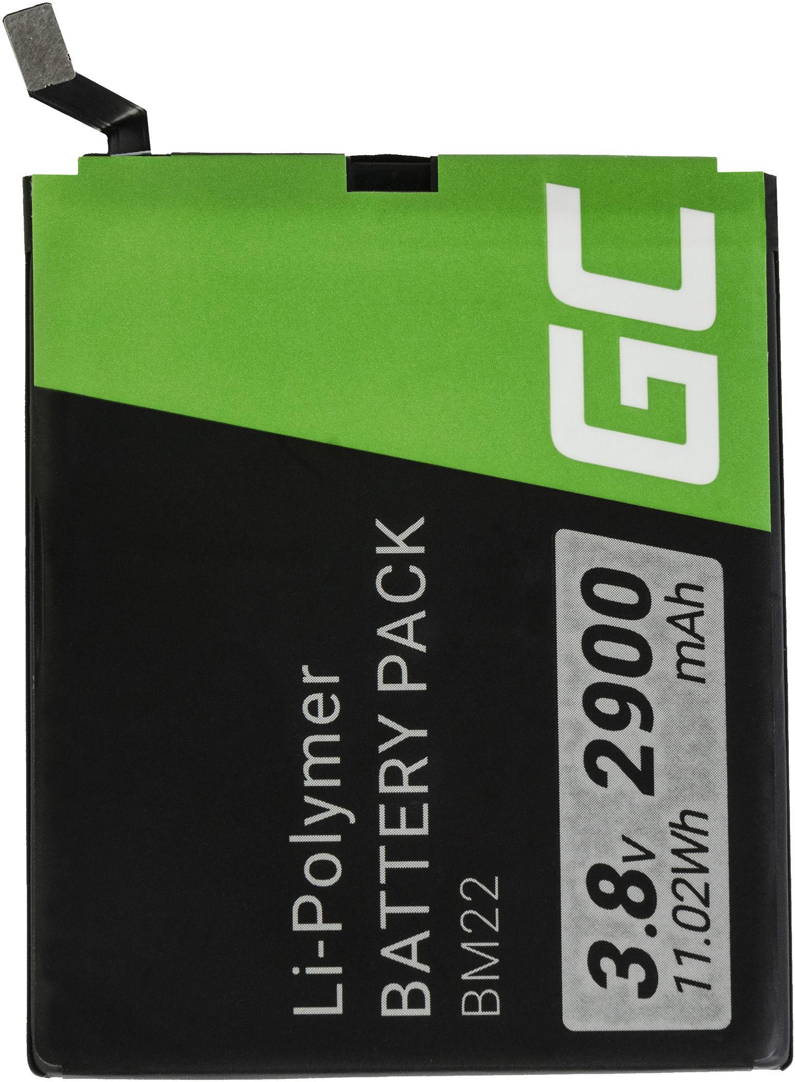 Bateria Green Cell BM22 do telefonu Xiaomi Mi 5 Mi5 Pro
