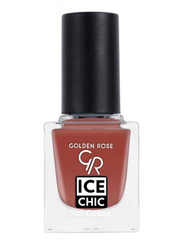 Golden Rose - ICE CHIC Nail Colour - Lakier do paznokci - 21