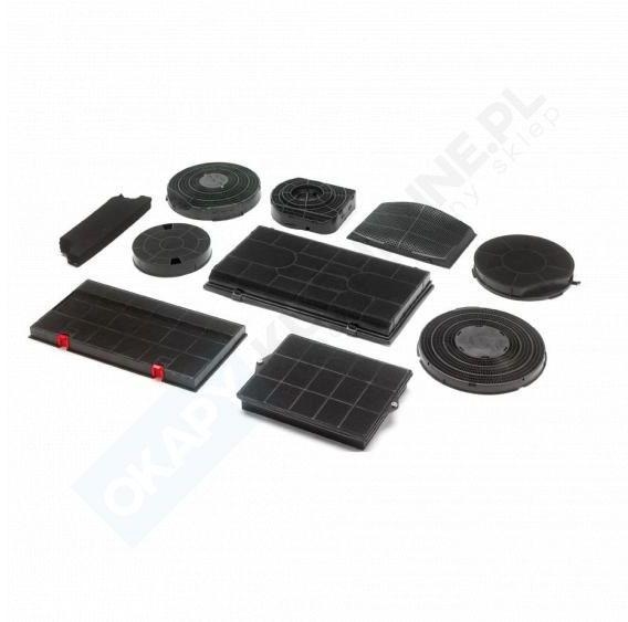 Filtr węglowy ELICA CFC0140053 Revolution Filter - Największy wybór - 28 dni na zwrot - Pomoc: +48 13 49 27 557