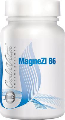 MagneZi B6 90 tabletek Calivita - Magnez, cynk, witamina B6
