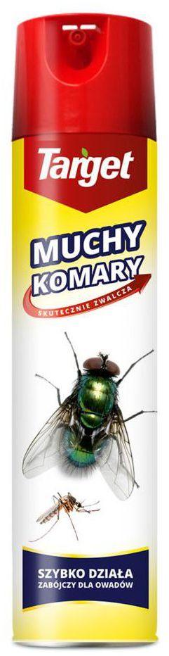 Środek na muchy, komary 750 ml UP-CONTROL AE MAX TARGET