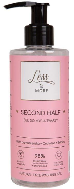 Less is More Żel do Mycia Twarzy Second Half 250 ml