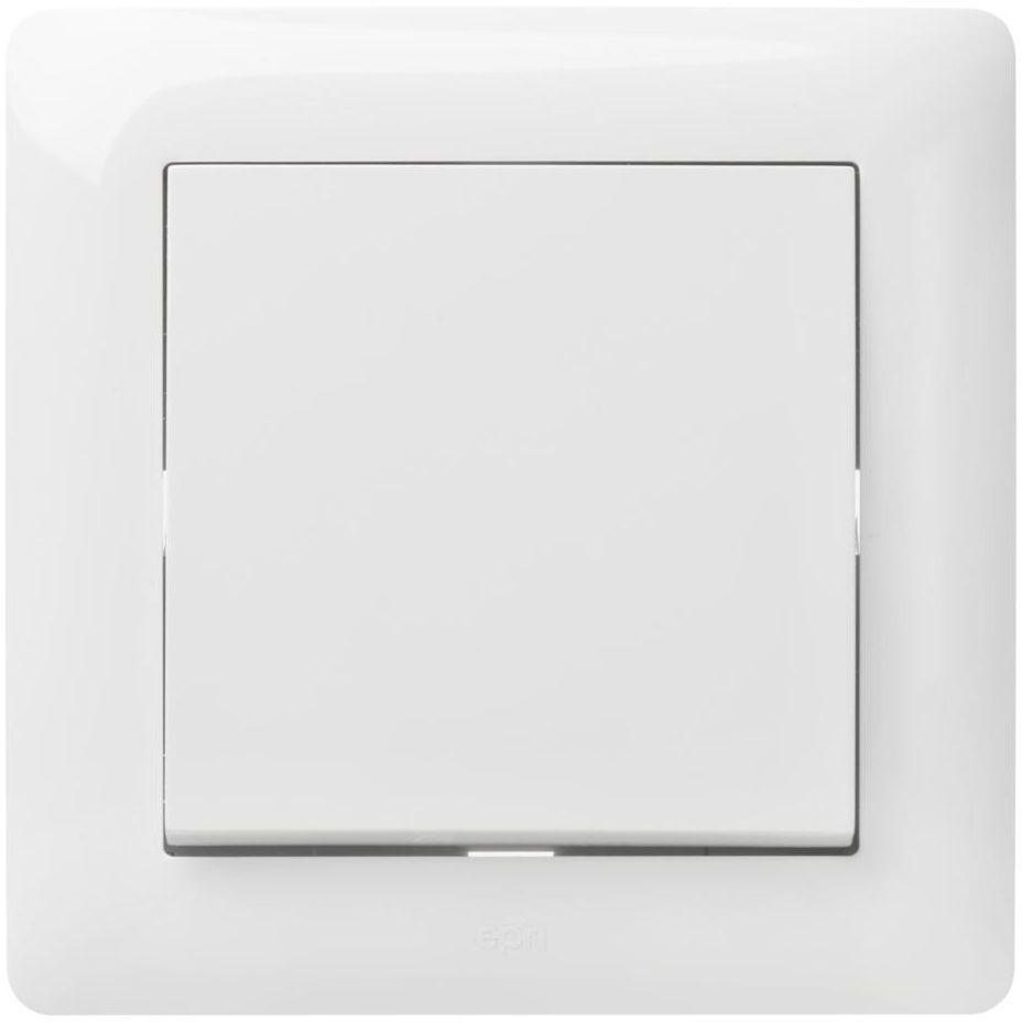 Włącznik pojedynczy ASTORIA biały ELEKTRO-PLAST