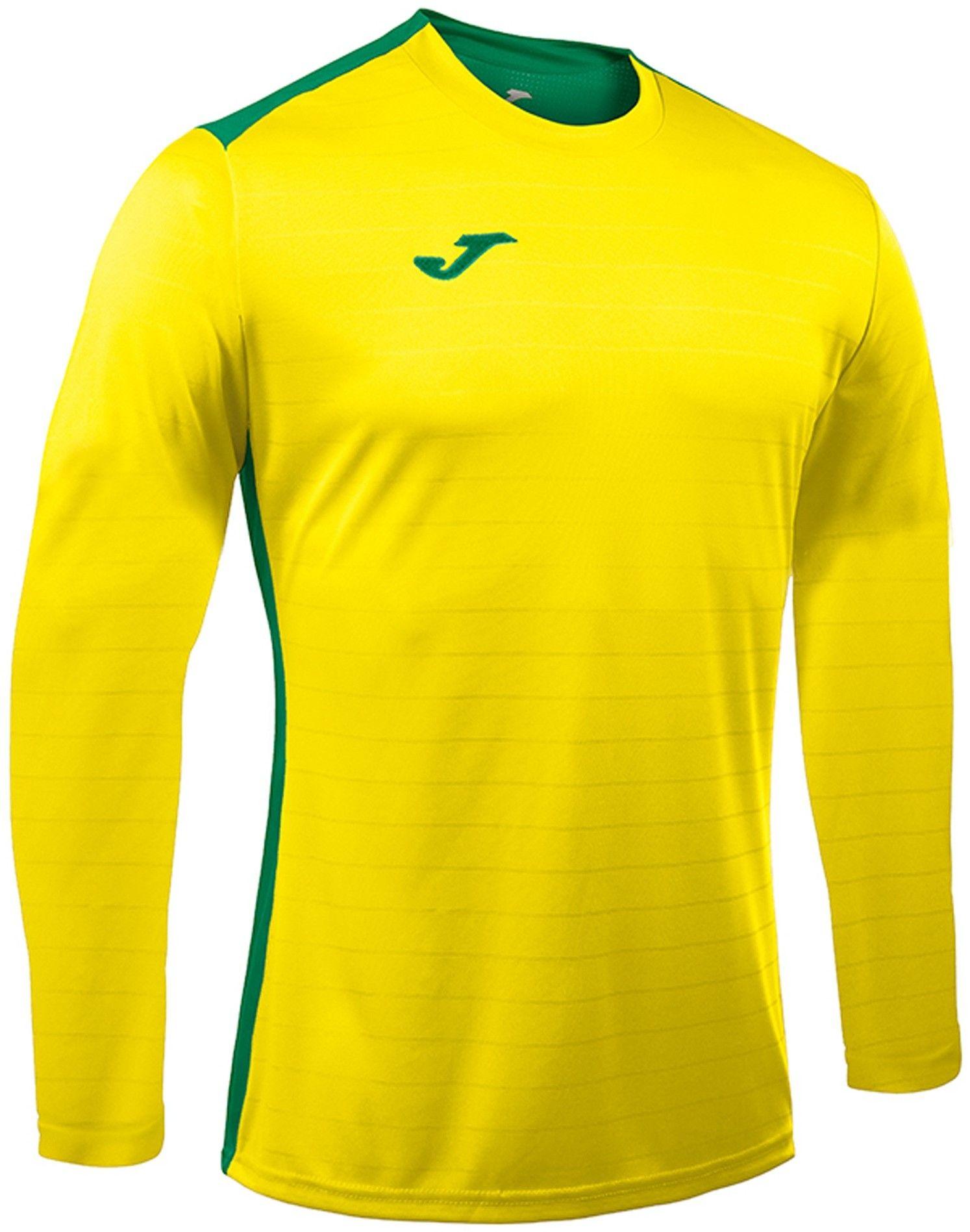 Koszulka Joma Campus yellow/green medium (10 szt.)