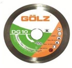Tarcza DG10 125 mm