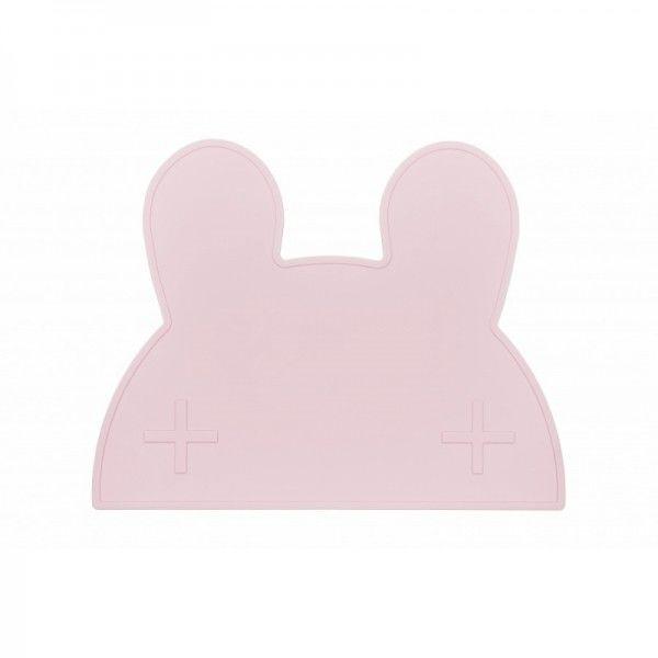 We Might be Tiny - Silikonowa Podkładka Króliczek - Powder Pink