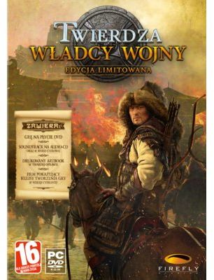 Gra PC Twierdza: Władcy wojny  Edycja Limitowana