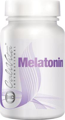 Melatonin 180 kapsułek Calivita Melatonina