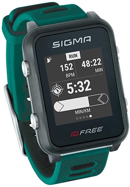 Sigma Sport Unisex  zegarek dla dorosłych iD.FREE Multisport
