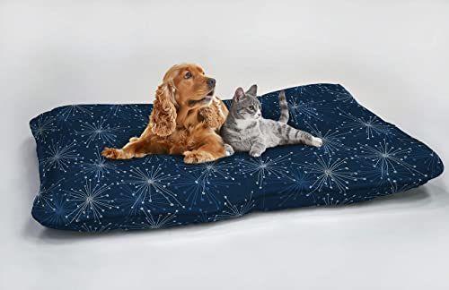 Psy Maxy poduszka, fajerwerki, 60 x 100 cm