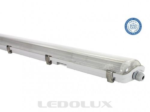 Oprawa hermetyczna do LED 1x120 cm LEDOLUX
