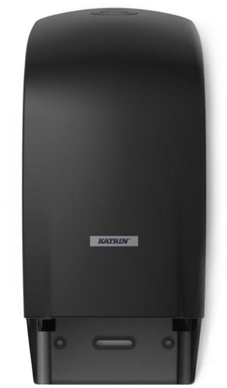Pojemnik na papier toaletowy 2 rolki Katrin INCLUSIVE Mini plastik czarny