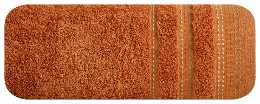 Ręcznik Pola 30x50 04 Pomarańczowy Eurofirany