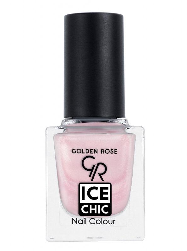 Golden Rose - ICE CHIC Nail Colour - Lakier do paznokci - 25