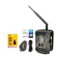 Fotopułapka S880G z GSM i akcesoriami do ochrony przed złodziejem
