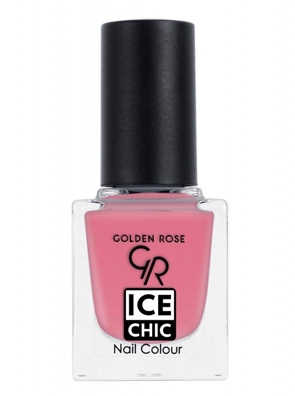 Golden Rose - ICE CHIC Nail Colour - Lakier do paznokci - 27