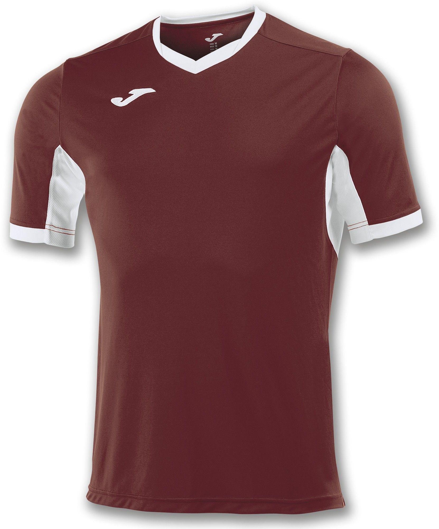 Koszulka Joma Champion IV burgundy/white (10 szt.)