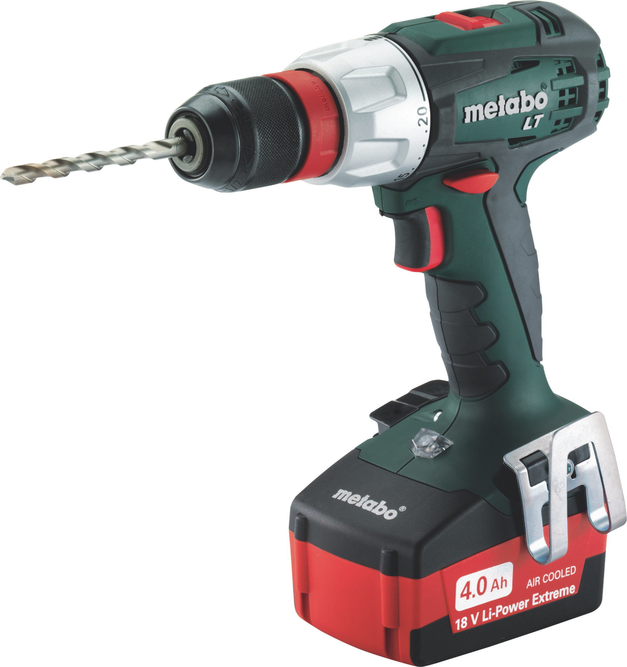 Wkrętarka Metabo BS 18 LT Quick 602104840 MetaLoc