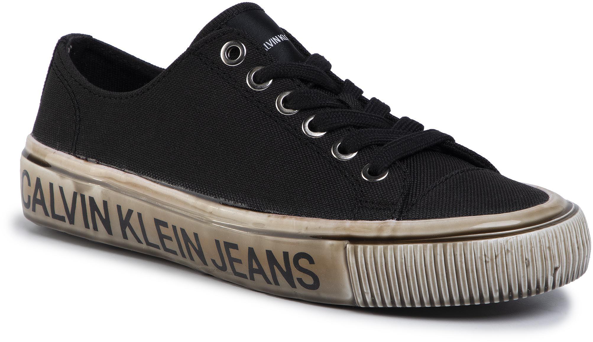 Tenisówki CALVIN KLEIN JEANS - Destinee B4R0807 Black