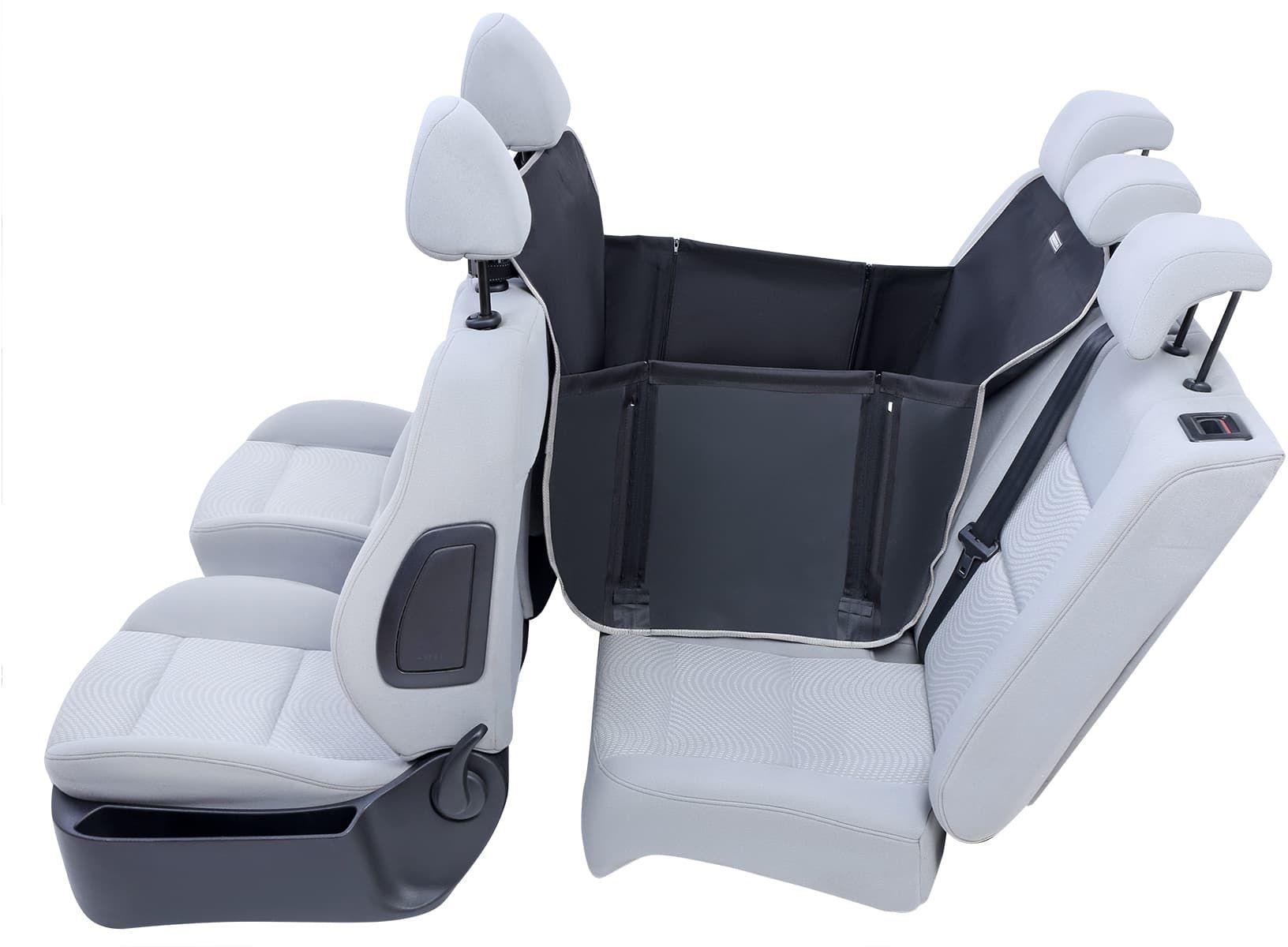 Mata samochodowa  Kardimata Anti Slip MINI czarna ( na część kanapy)