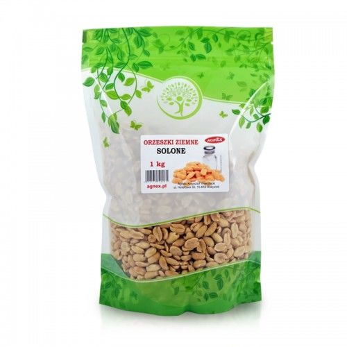 Orzeszki ziemne smażone solone 1 kg