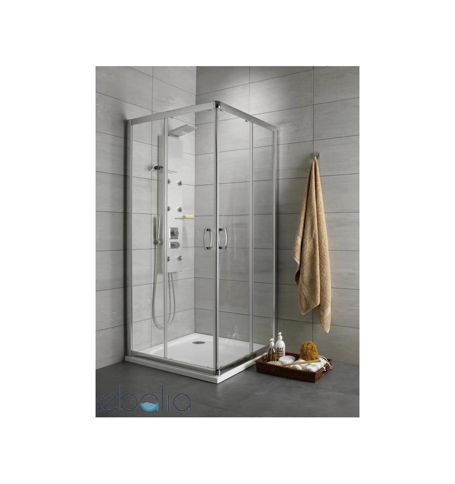Kabina kwadratowa 100x100 Premium Plus C/D Radaway (30443-01-01N)