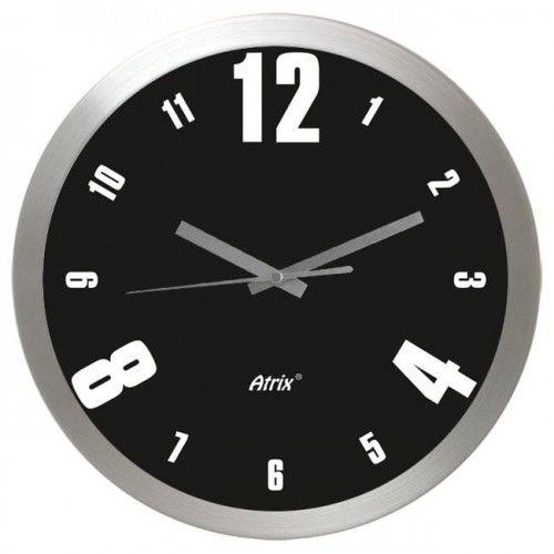 Zegar aluminiowy thin MODERN