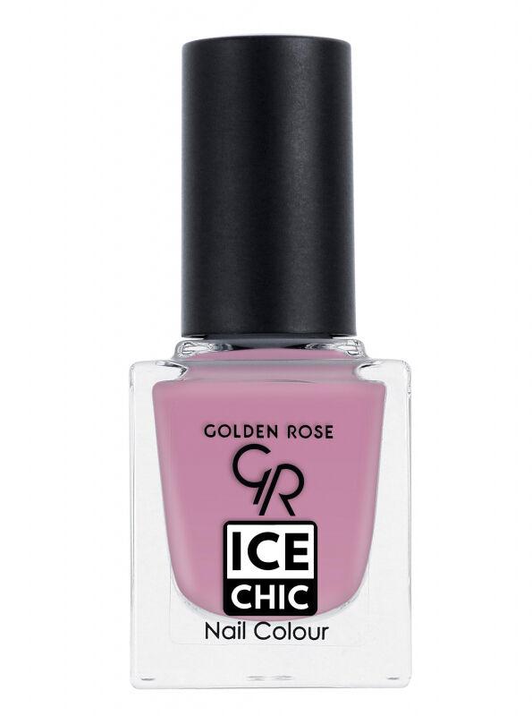 Golden Rose - ICE CHIC Nail Colour - Lakier do paznokci - 30