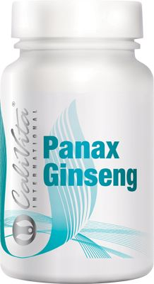 Panax Ginseng 100 tabletek Calivita - Żeń-szeń na witalność