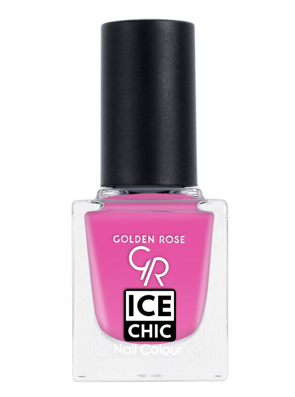 Golden Rose - ICE CHIC Nail Colour - Lakier do paznokci - 32