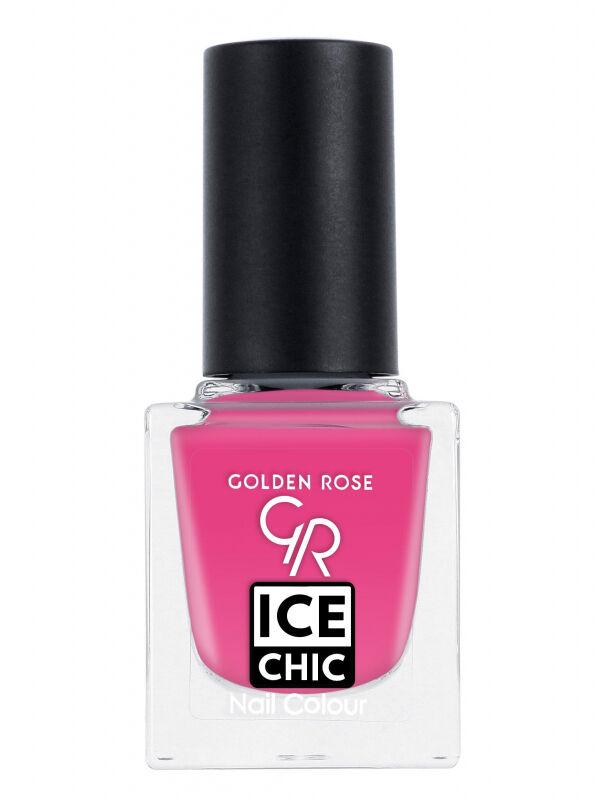 Golden Rose - ICE CHIC Nail Colour - Lakier do paznokci - 33