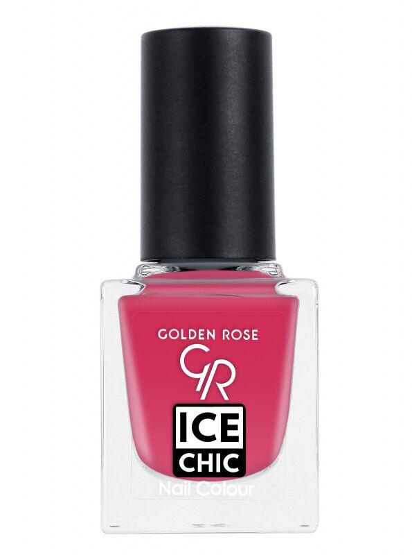 Golden Rose - ICE CHIC Nail Colour - Lakier do paznokci - 34