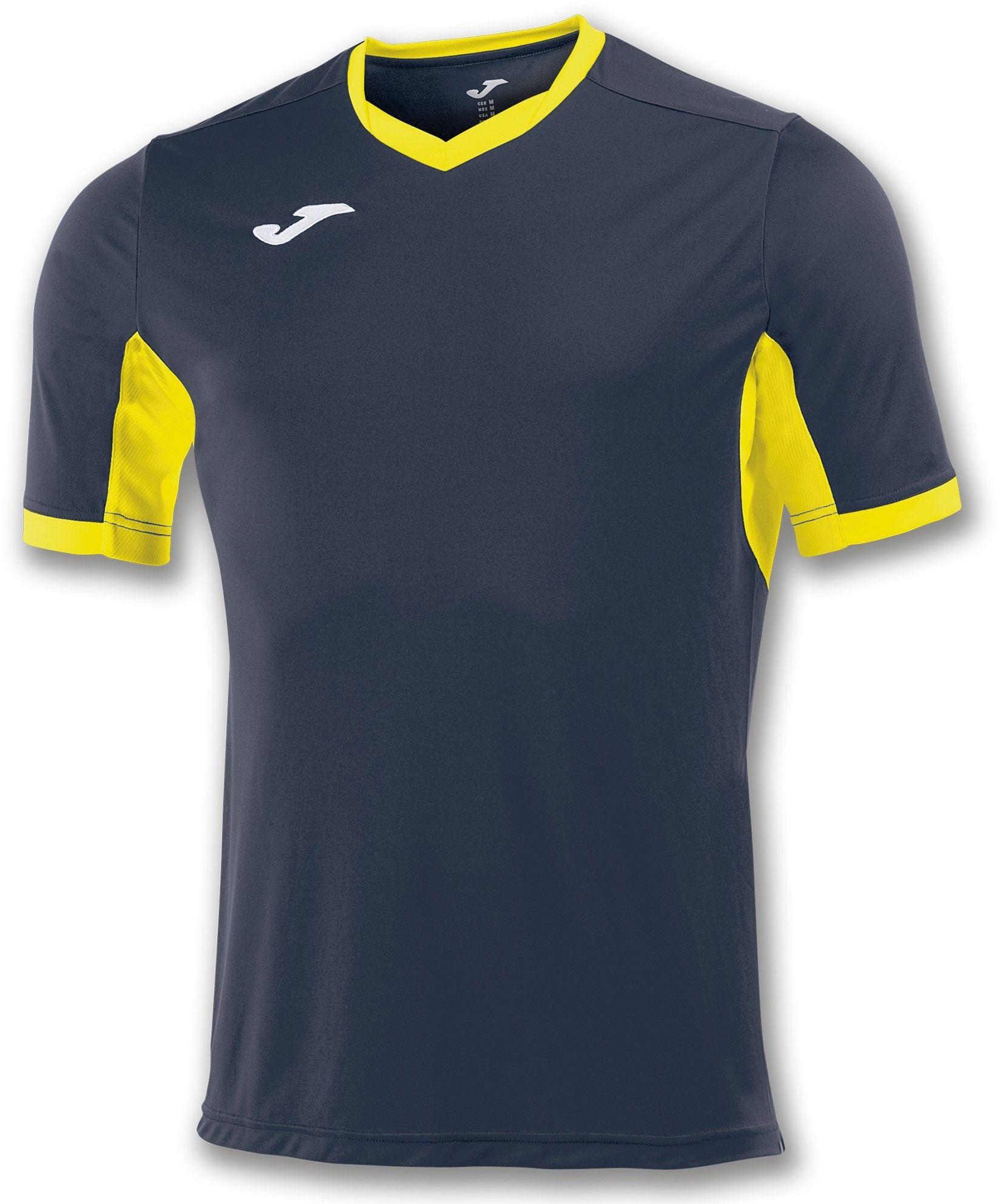 Koszulka Joma Champion IV dark navy/yellow (10 szt.)