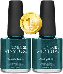 CND Vinylux Remote Flannel # 224 15 ml Pack of 2 - Craft Culture Collection Autumn 2016, 50 g
