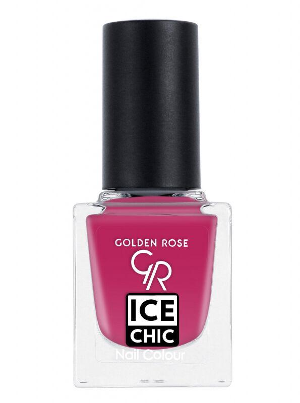 Golden Rose - ICE CHIC Nail Colour - Lakier do paznokci - 35