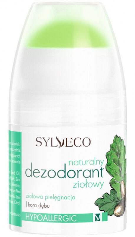 SYLVECO - Naturalny dezodorant w kulce - ZIOŁOWY